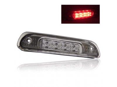 Дополнительный стоп-сигнал LED Chrome от CarID на Jeep Grand Cherokee WJ
