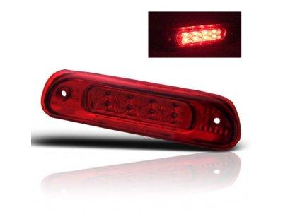 Дополнительный стоп-сигнал LED Red от CarID на Jeep Grand Cherokee WJ