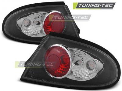 Задние фонари Black от Tuning-Tec на Mazda 323F V