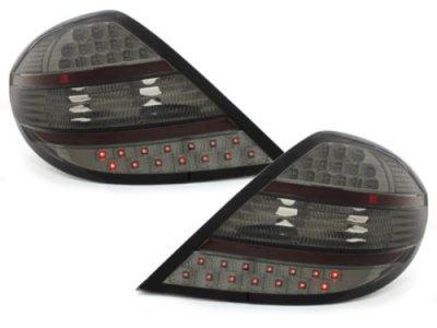 Задние фонари LED Smoke от Dectane на Mercedes SLK класс R171