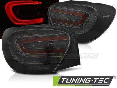 Задняя альтернативная оптика LED Smoke от Tuning-Tec на Mercedes A класс W176