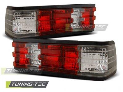 Задние фонари Red Crystal от Tuning-Tec для Mercedes C класс W201