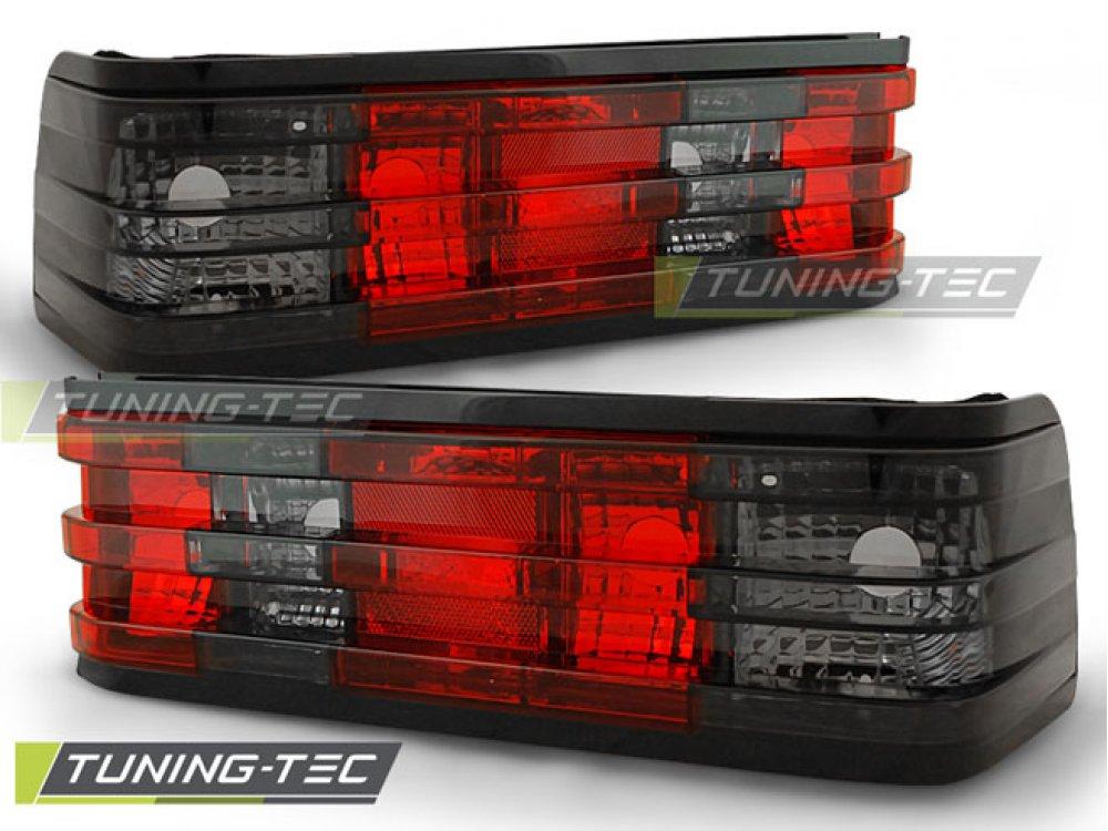 Задние фонари Red Smoke от Tuning-Tec для Mercedes C класс W201