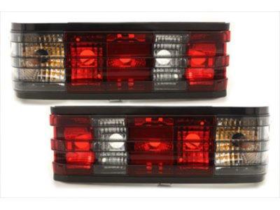 Задние фонари Red Smoke для Mercedes C класс W201