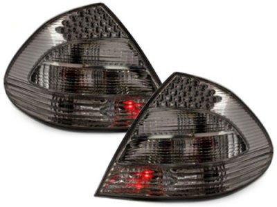 Задние фонари LED Smoke на Mercedes E класс W211