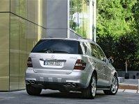 Купить на Mercedes ML класс W164 - задняя альтернативная оптика, фонари