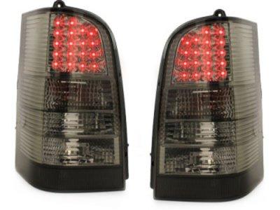 Задние фонари LED Smoke на Mercedes Vito W638