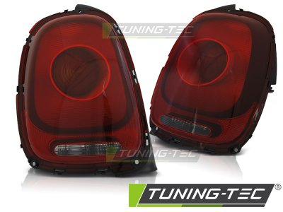Задние светодиодные фонари Red Smoke на MINI Cooper F55 / F56 / F57