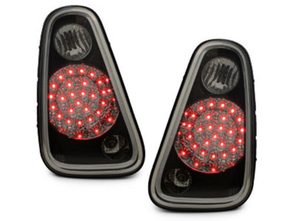 Задние фонари LED Black на MINI Cooper / One