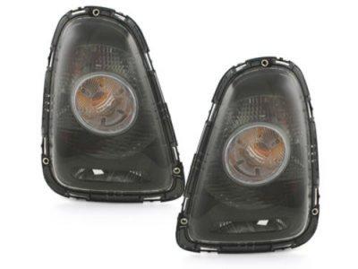 Задние фонари Smoke на MINI Cooper / One