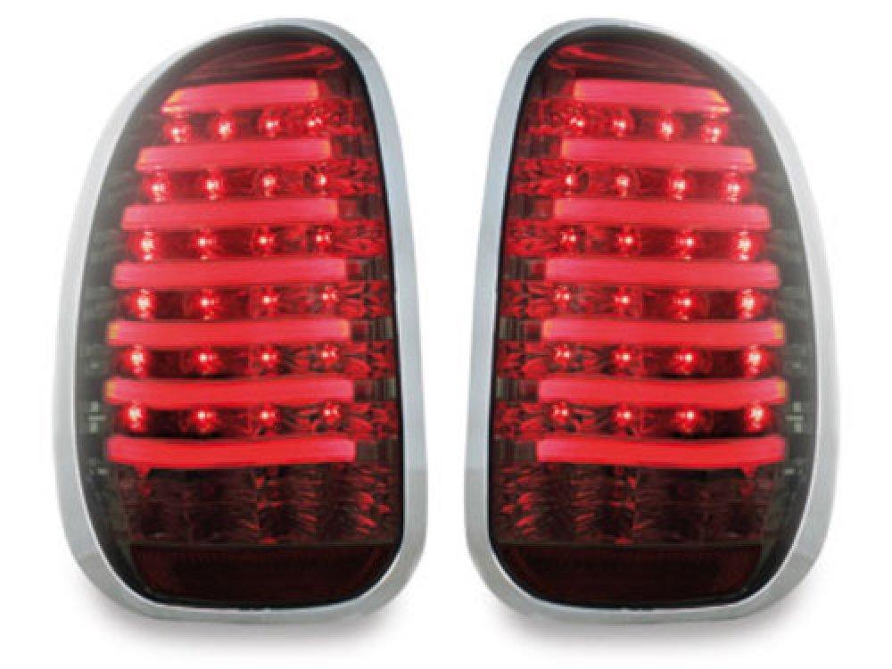 Задние фонари CarDNA LED Smoke на MINI Countryman R60