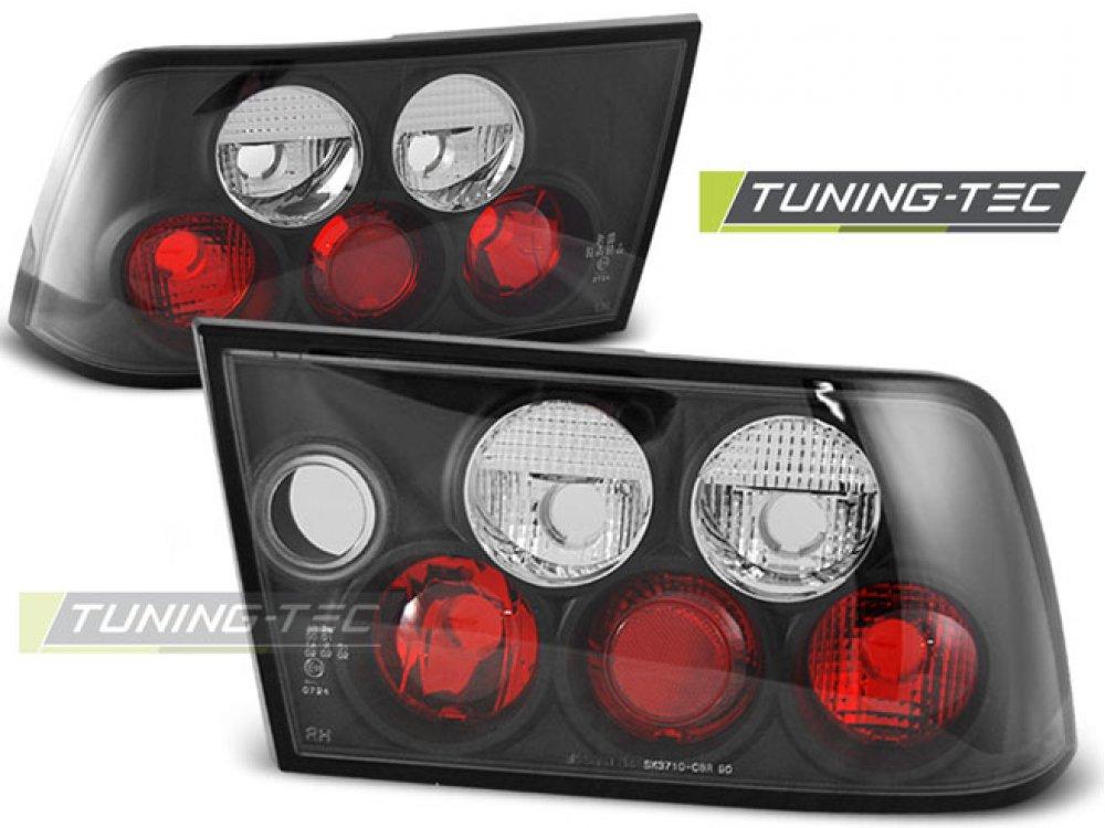 Задние фонари Black от Tuning-Tec на Opel Calibra