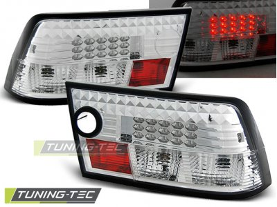 Задние фонари LED Chrome от Tuning-Tec на Opel Calibra