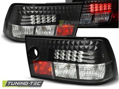 Задние фонари LED Black от Tuning-Tec на Opel Calibra