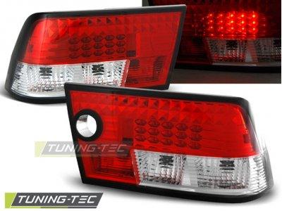 Задние фонари LED Red Crystal от Tuning-Tec на Opel Calibra