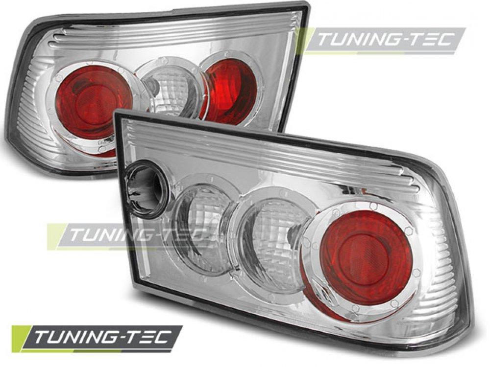 Задние фонари Chrome V3 от Tuning-Tec на Opel Calibra