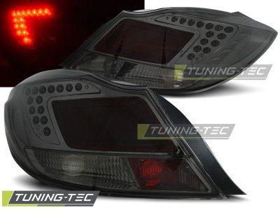 Задние светодиодные фонари LED Smoke от Tuning-Tec на Opel Insignia