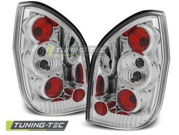 Задняя альтернативная оптика Chrome от Tuning-Tec на Opel Zafira A