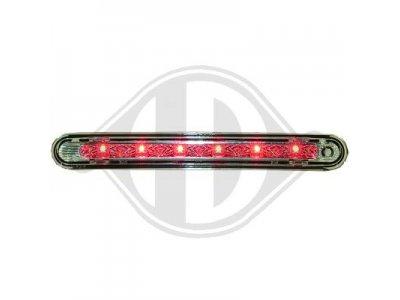 Дополнительный стоп сигнал LED Chrome от HD на Peugeot 207