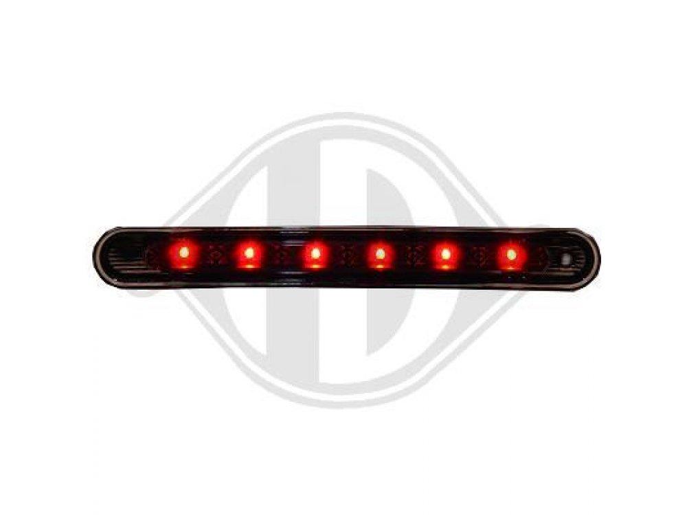 Дополнительный стоп сигнал LED Black от HD на Peugeot 207