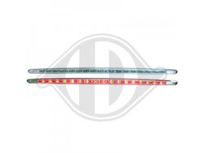 Дополнительный стоп сигнал LED Chrome от HD на Peugeot 207 CC