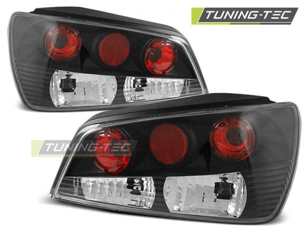 Задние фонари Black от Tuning-Tec на Peugeot 306 Hatchback 3D / 5D рестайл