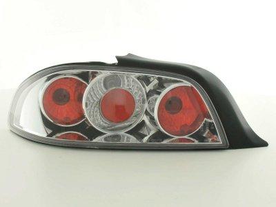 Задние фонари Crystal на Peugeot 306 Cabrio