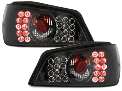 Задние фонари LED Black на Peugeot 306