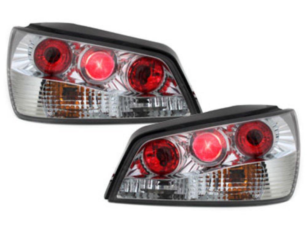 Задние фонари Crystal на Peugeot 306
