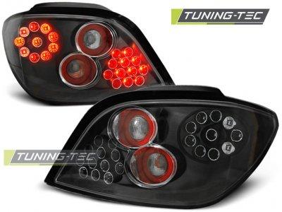 Задние фонари LED Black от Tuning-Tec на Peugeot 307