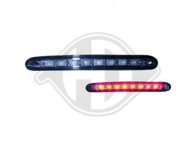 Дополнительный LED стоп сигнал Black на Peugeot 307