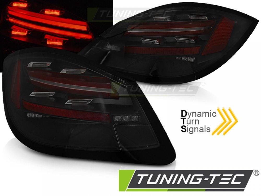 Задние фонари с динамическим поворотником на Porsche Boxster 987 / Cayman 987