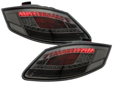 Задние фонари LED Smoke на Porsche Boxster 987 / Cayman