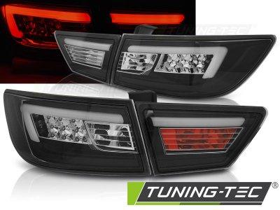 Задние фонари LED Black от Tuning-Tec на Renault Clio IV