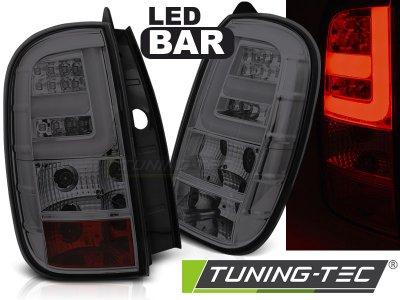 Задние фонари LED Smoke на Renault Duster