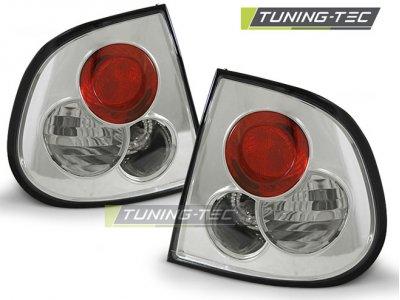 Задние фонари Chrome от Tuning-Tec на Seat Cordoba I