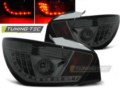Задние фонари LED Smoke от Tuning-Tec на Seat Ibiza 6J 3D