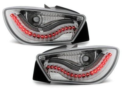 Задние фонари Litec Crystal на Seat Ibiza 6J