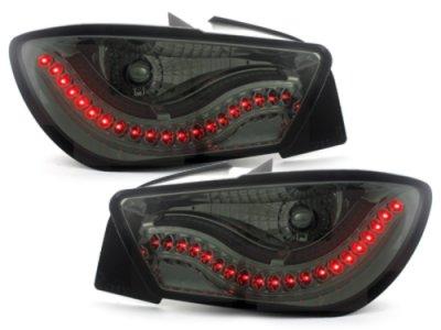 Задние фонари Litec Smoke на Seat Ibiza 6J