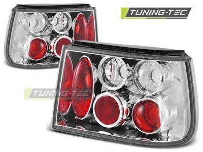 Задние фонари Chrome Var2 от Tuning-Tec на Seat Ibiza 6K