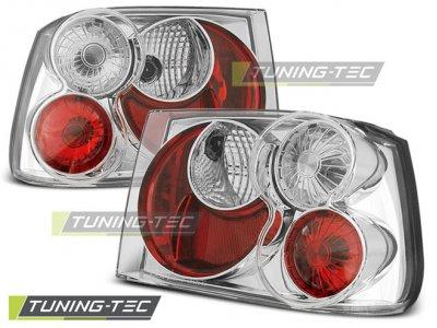 Задние фонари Chrome от Tuning-Tec на Seat Ibiza 6K