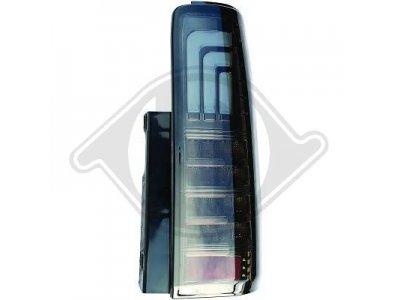 Задние фонари LED Black на Suzuki Jimmy III