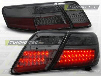 Задние фонари LED Smoke на Toyota Camry XV40